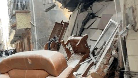 阳江江城区一民房发生爆炸 爆炸原因是什么人员有什么伤亡