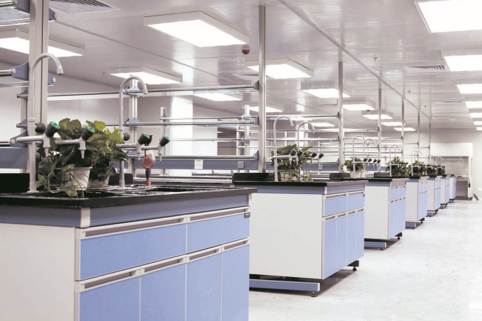 杰瑞思实验室装修,实力见证品质。插图2