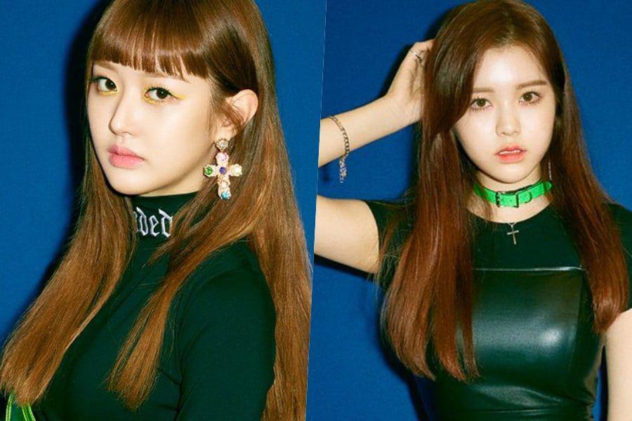 gugudan成员Mimi和Soyee公开与JellyFish专属合约到期消息和对粉丝的留言