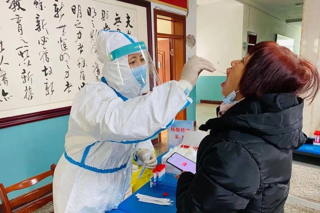 心中有大爱,肩上有担当 ——致敬直面病毒的玉田县中医医院的白衣天使们
