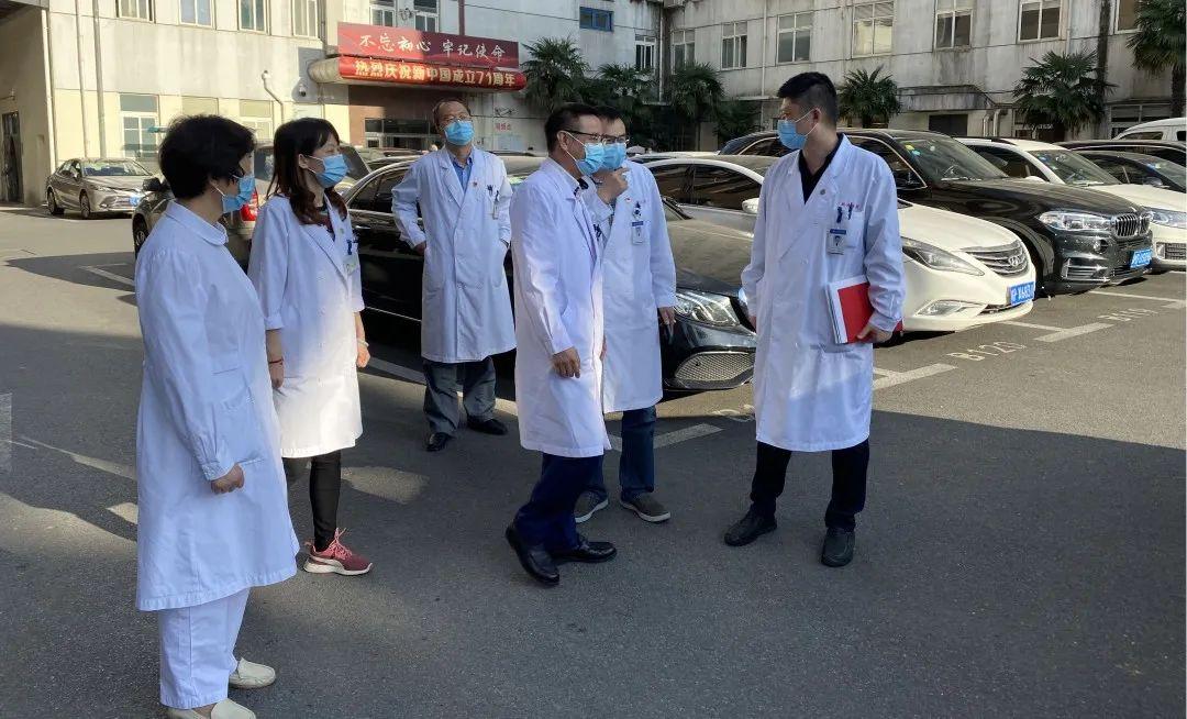 上海市同济医院扎实落实好秋冬季新冠疫情防控各项措施