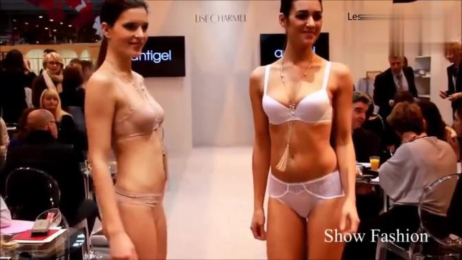 真空透视时装秀Lise Charmel Défilé Salon International de la Lingerie Swimwear 20