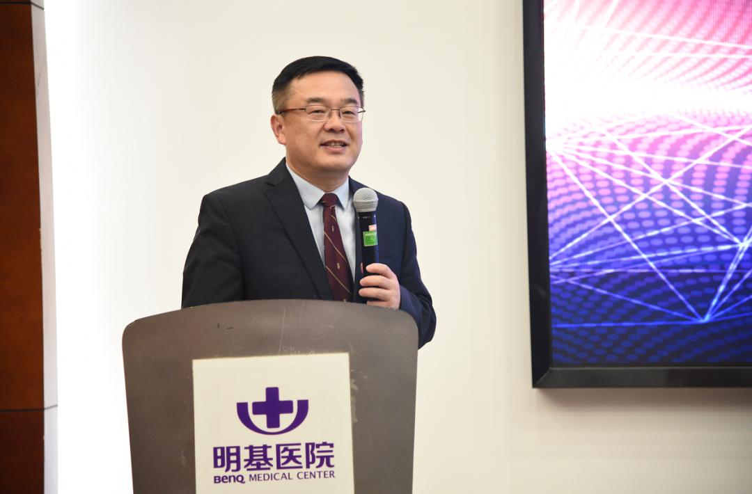 明基医院-武汉亚心联合心脏外科中心正式开科运行