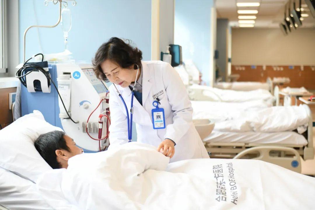 合肥京东方医院积极助力新站高新区打通「两病」医保新政「最后一公里」