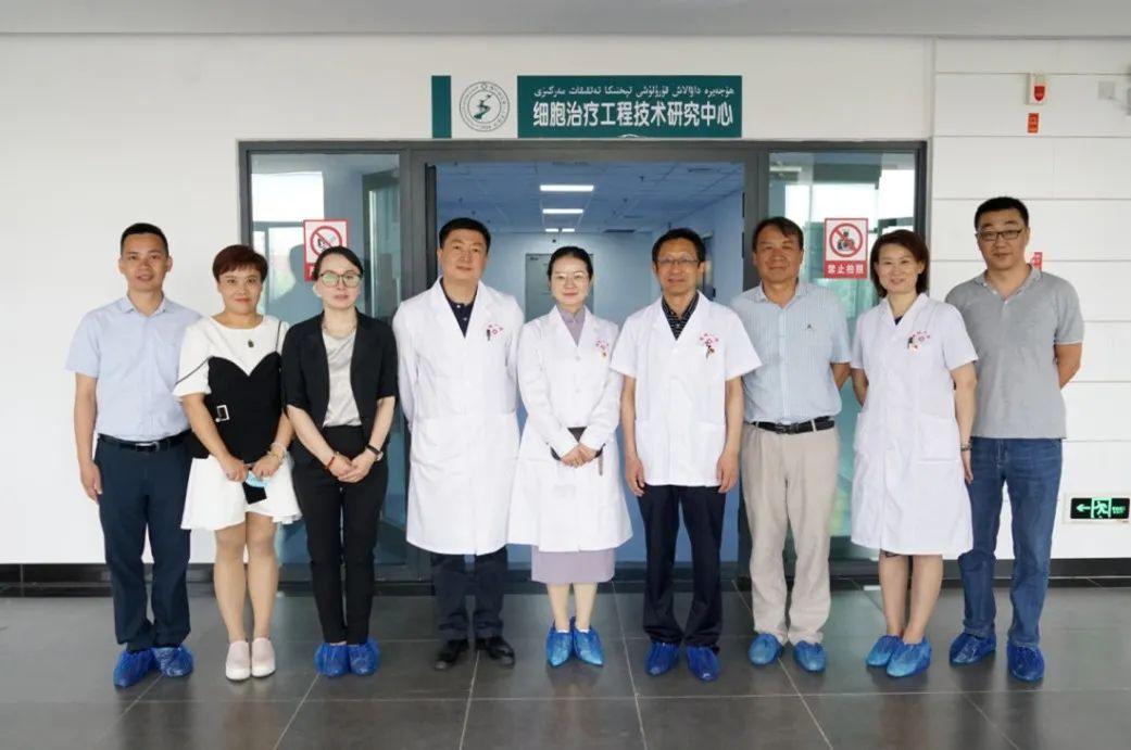 喀什地区第一人民医院:苦练内功,着力创造科研新动力—科研这五年
