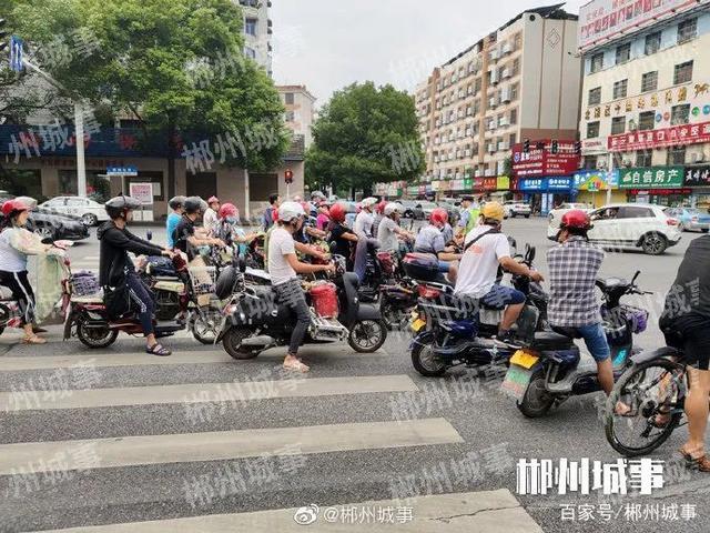 哈罗又拿下一城,共享电动车入驻郴州城区了  第7张
