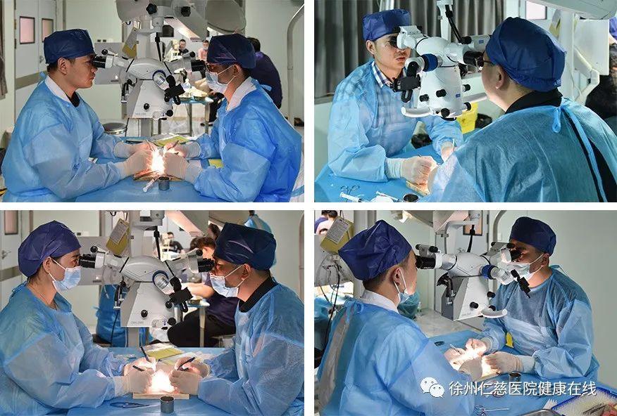 徐州仁慈医院成功举办淮海经济区第二届显微外科技能大赛