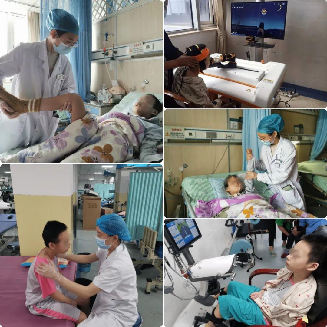 绵阳市第三人民医院以爱点亮重症康复回归之路