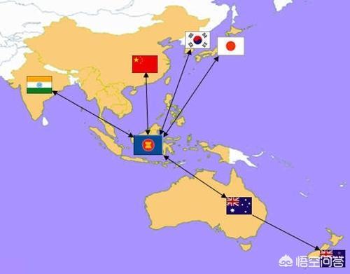 东盟十国有哪些国家(东盟十国为什么加广西)