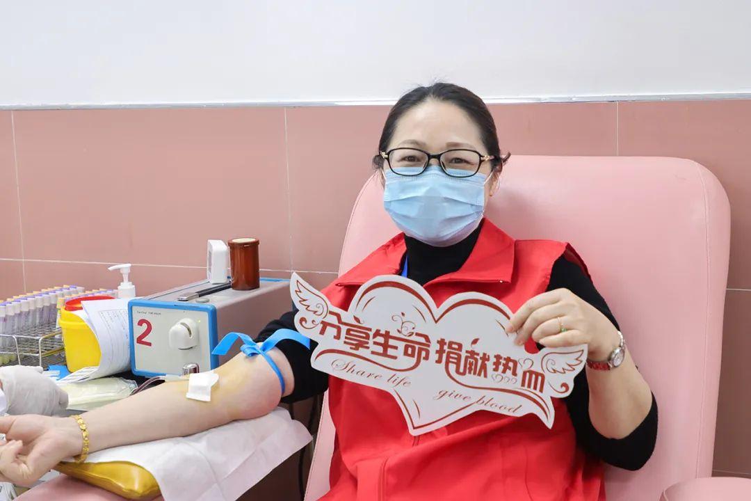 高博医学上海力泉医院响应奉贤区血站号召,组织无偿献血活动助力爱心传递