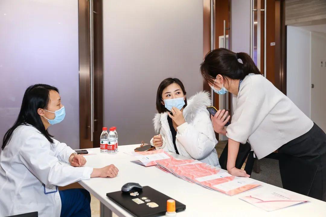 上海嘉会国际医院「女性健康日」活动顺利举办