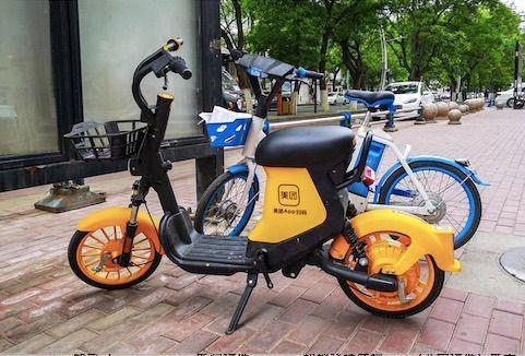 """共享电动车""""遍地开花"""",会否重蹈共享单车覆辙?"""