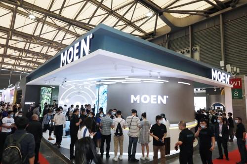 摩恩亮相26届中国厨卫展,全品类厨卫场景深拓地产市场