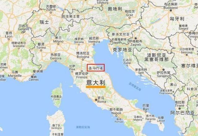 意大利为什么不打不吞并入侵国中国圣马力诺 承认圣马力诺独立的原因是什么