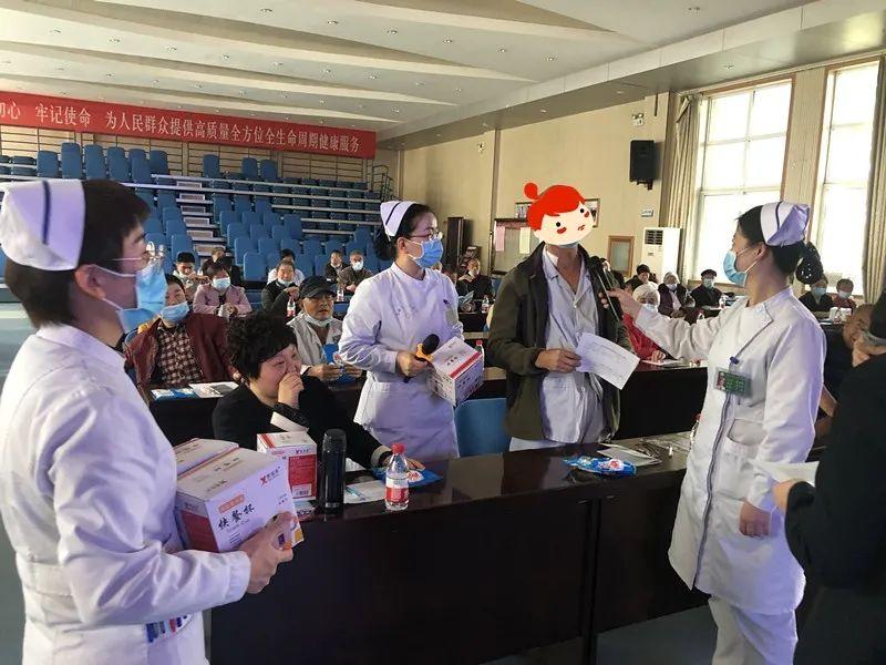 登封市人民医院举行肿瘤病友联谊会,点亮抗癌之路