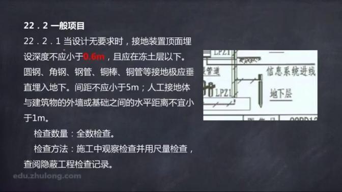 3.接地体施工与质量控制