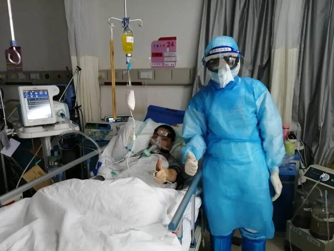 绵阳市中心医院的2020——记抗击新冠肺炎一周年