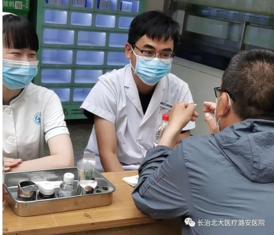 全国泌尿健康日:北大医疗潞安医院泌尿外科开展健康义诊活动