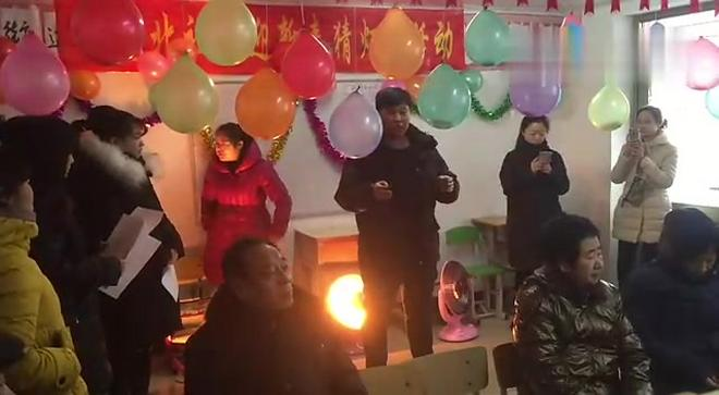 2016榴花北社区新年联欢会