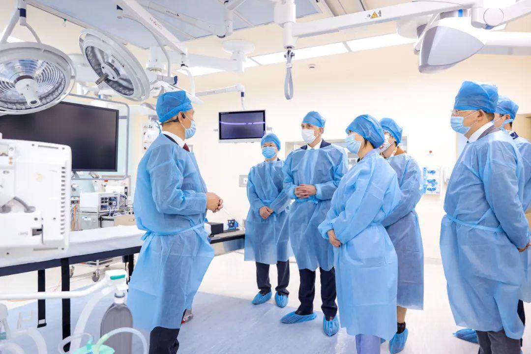 波士顿科学与和睦家医疗签署战略合作备忘录,造福更多中国病患