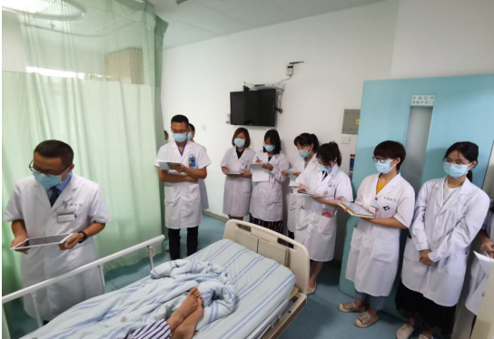 2020 年,罗湖医院「国家临床药师培训基地」喜迎丰收