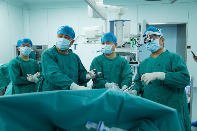 「胖纸」瘦身记 |:前海人寿广州总医院成功开展减重代谢手术
