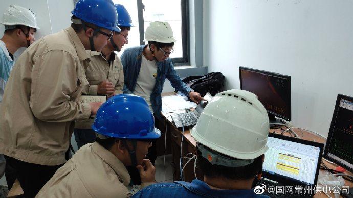 金坛供电实现变电所监控信号自动验收