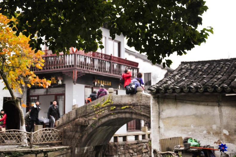 忘记乌镇、宏村,这个古镇才是最美的天堂! 昆山旅游 苏州旅游 旅游问答  第2张