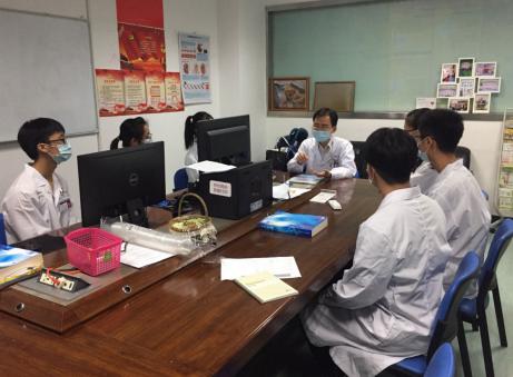 又一期汕医课程来了!床旁见习活动——贯彻早临床、多临床、反复临床
