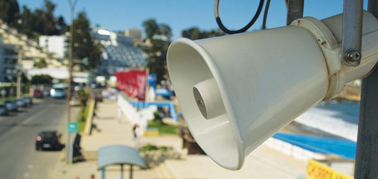 安讯士网络公共广播解决方案 让音频传递变得智能又简单