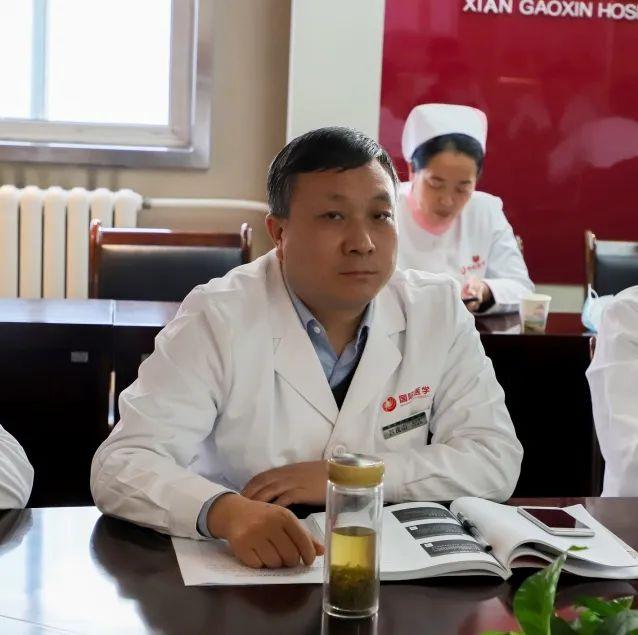 西安高新医院 2021 年学科建设汇报会持续进行中
