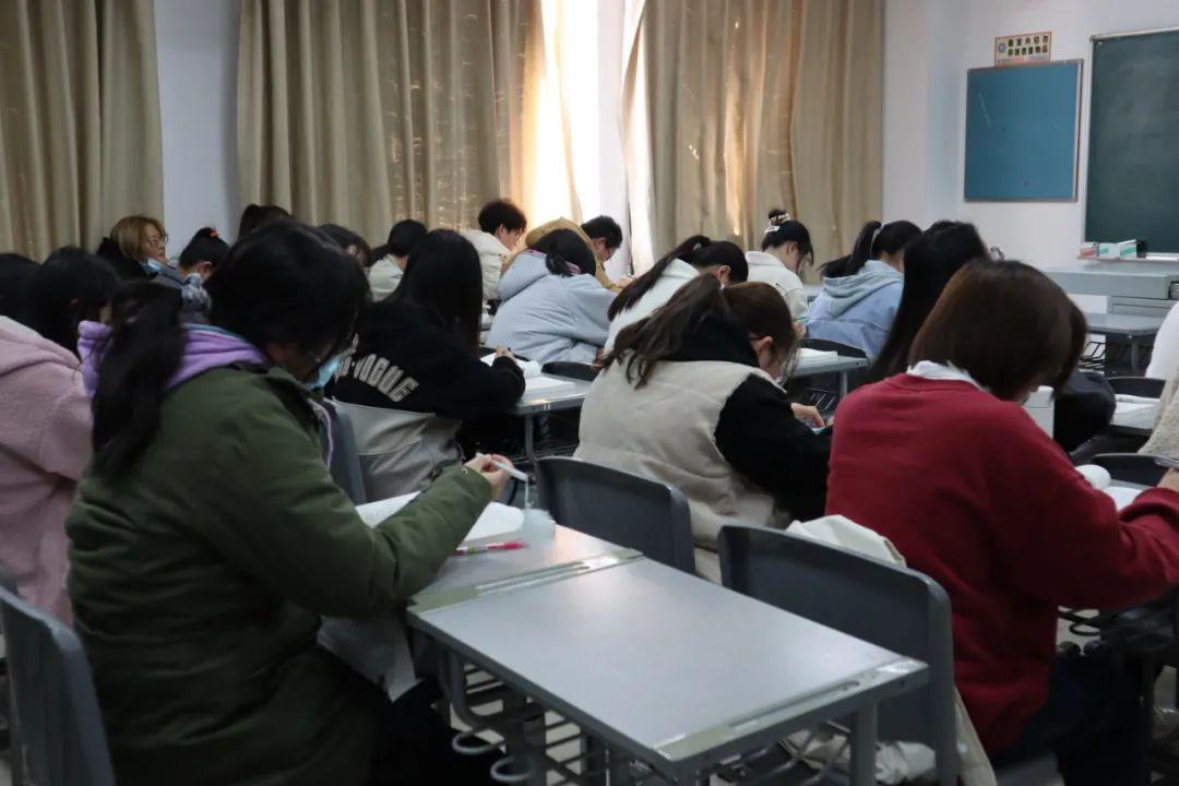 上海健康医学院特邀金辉华主任、唐志萍博士教学指导·全记录