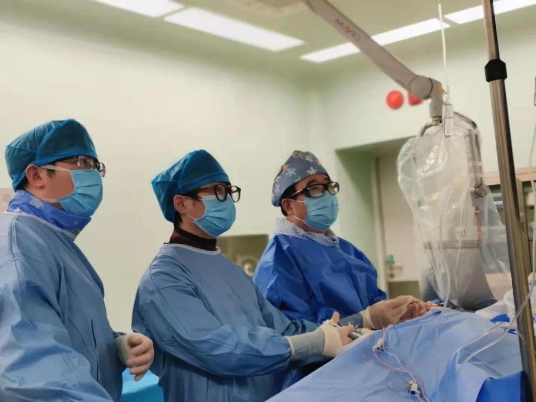 一种新型的冠脉血流储备评价技术在合肥京东方医院精准展开