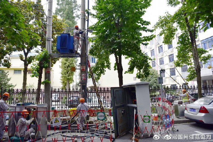 环北路对沿街环网柜进行配网自动化改造