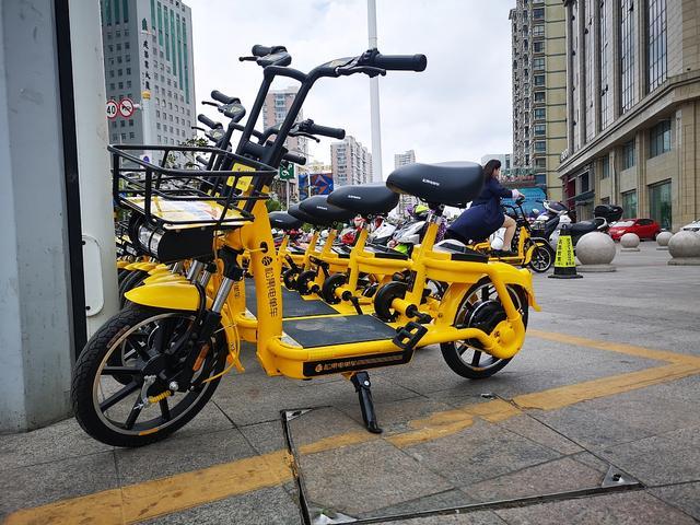 """价格补贴开始,共享电单车行业再现""""彩虹大战"""""""