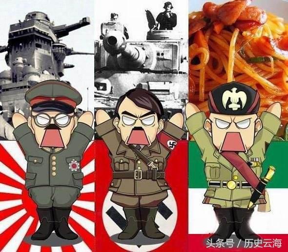 二战时意大利为什么被称为猪一样的队友?当时到底有多无能多菜多怂多坑队友