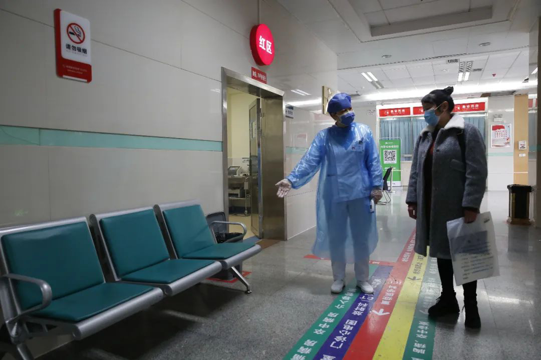 严防疫情反弹,常德市第四人民医院贯彻落实常态化防控举措