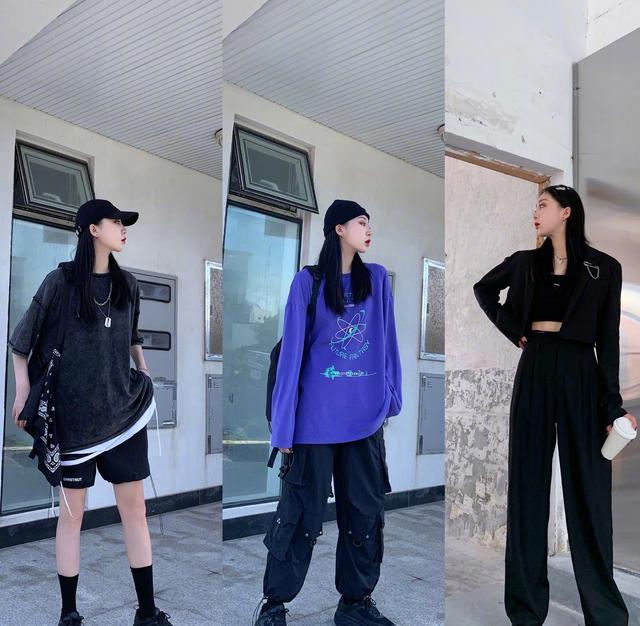时髦的人都喜欢穿!简约低调也能增添个性时尚,适合秋季穿搭
