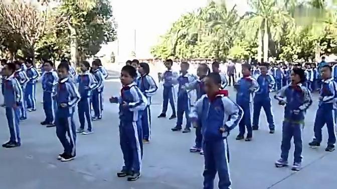 深圳市光明新区培英文武学校武术比赛风采