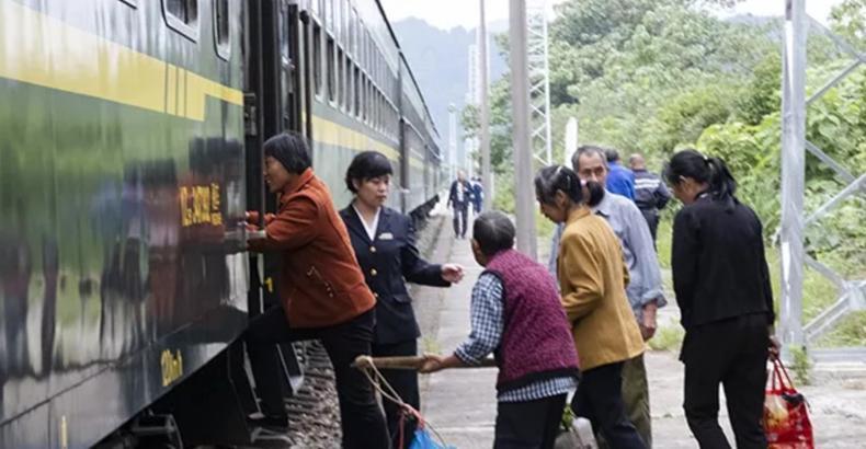 高铁时代,这些地方竟还有票价1元的慢火车 旅游 旅游问答  第8张