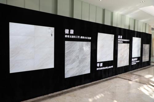 肯帝亚CSPC高光超级地板样板展示