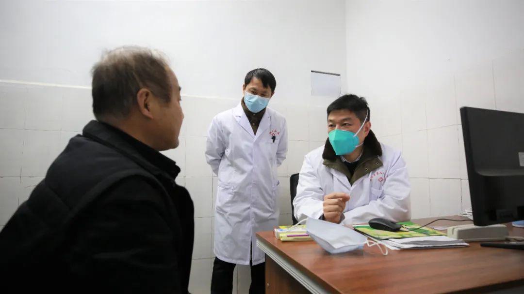 武汉大学中南医院吴洲清:让百姓在家门口享受优质的医疗服务