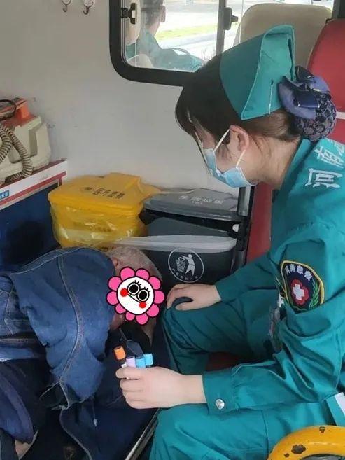 急救时间大提速,登封市总医院中心分院急救站初显成效