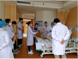 住院部的二三事   最精细的治疗,如亲人般的呵护