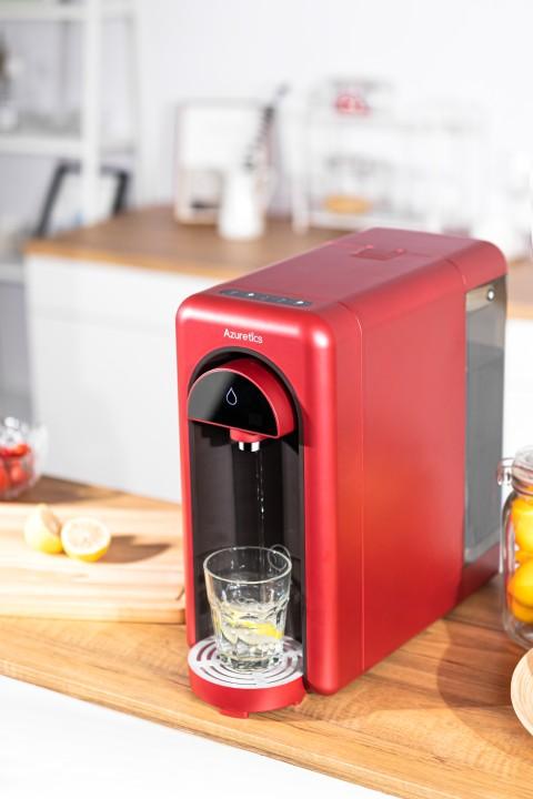 爱舍尔反渗透净饮机:1秒即热 过滤水中99.999%细菌