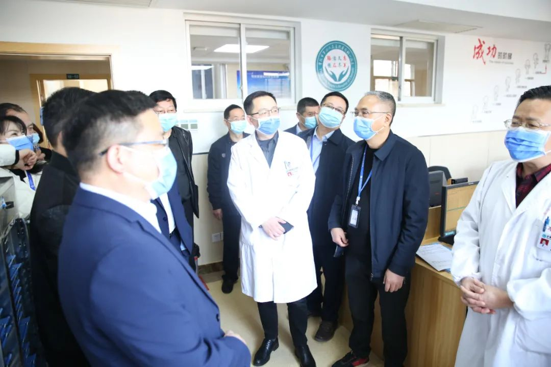 常德市第四人民医院新年伊始开新局 凝心聚力谱新篇