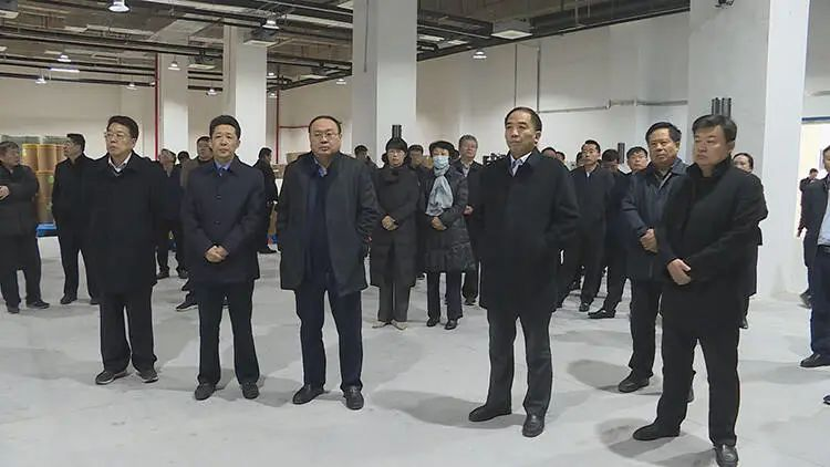 单县党政考察团赴定陶区、开发区、成武县参观学习