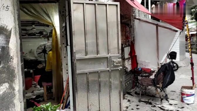 走访广州海珠区龙潭村服装加工厂 拍摄到最后匆忙离开