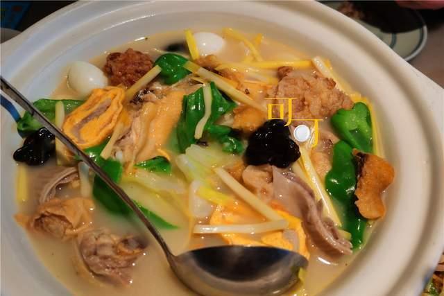 告别莫干山在德清县吃午餐,两个人98元,此行性价比最高的一餐