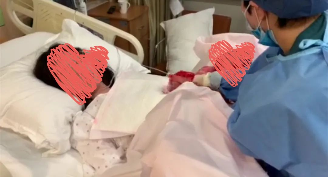 杭州孕妇「脐带脱垂」,胎儿命悬一线!医护合力 8 分钟生死抢救